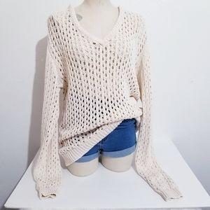 Zara trafaluc knitted Sweater